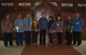 Tim BPK dan Para Pejabat